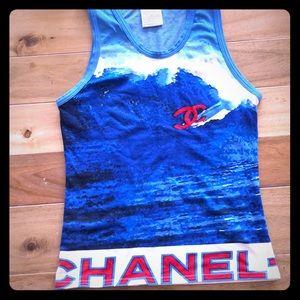 Chanel surf tank🏄♀️